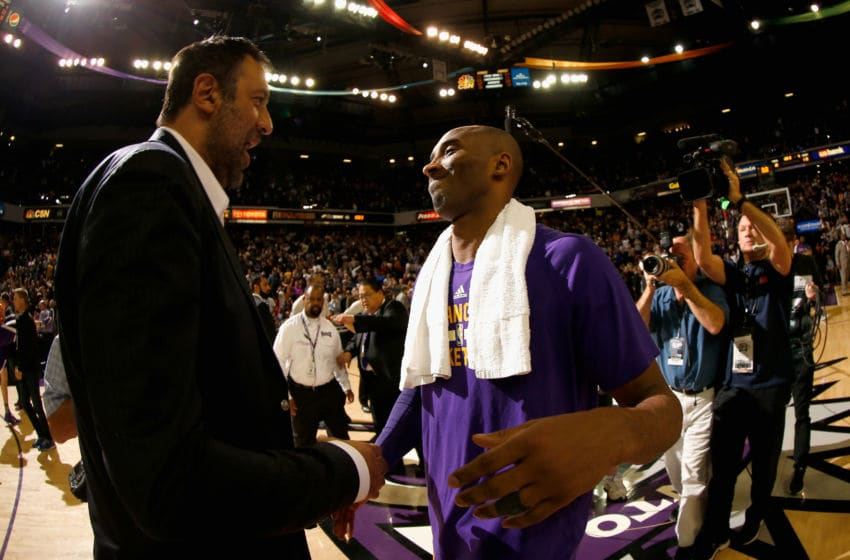 Sacramento Kings, Kobe Bryant (Photo by Ezra Shaw/Getty Images)