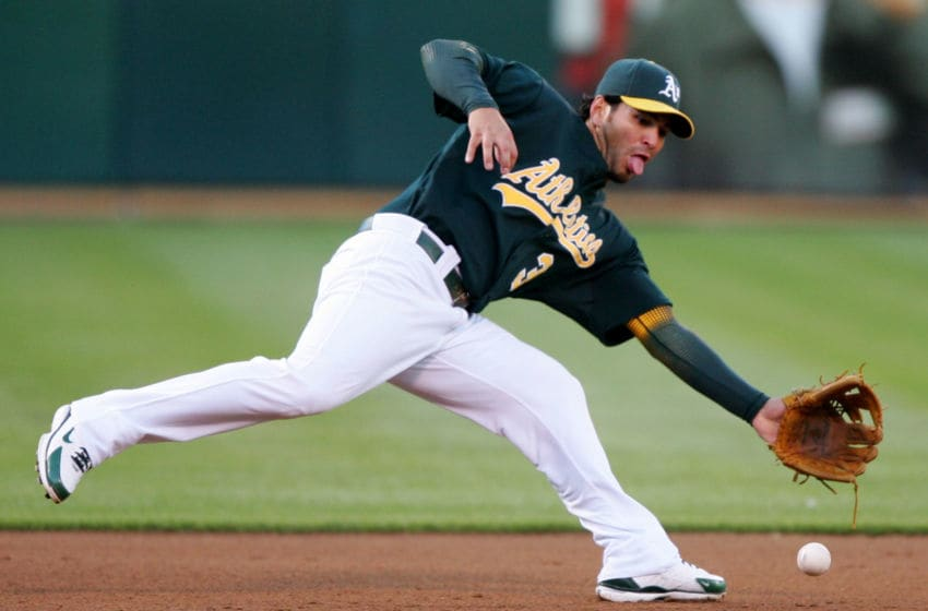 Oakland Athletics (Photo by Jed Jacobsohn/Getty Images)