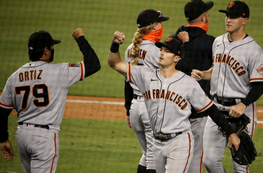 SF Giants (Photo by Katelyn Mulcahy/Getty Images)