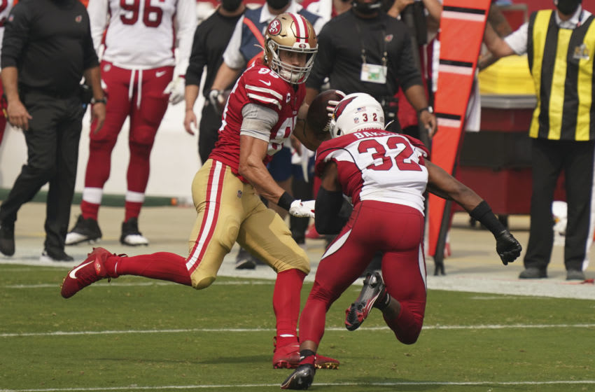 49ers Mandatory Credit: Kyle Terada-USA TODAY Sports