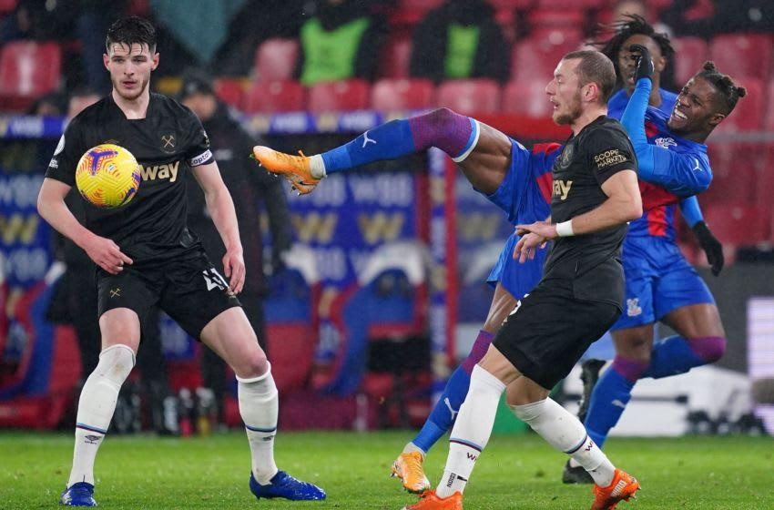 West Ham defender Vladimir Coufal. (Photo by JOHN WALTON/POOL/AFP via Getty Images)