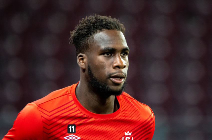 West Ham target Boulaye Dia. (Photo by RvS.Media/Basile Barbey/Getty Images)