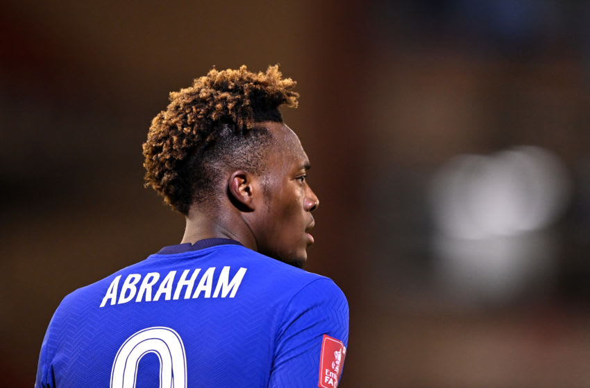 West Ham target Tammy Abraham. (Photo by Laurence Griffiths/Getty Images)