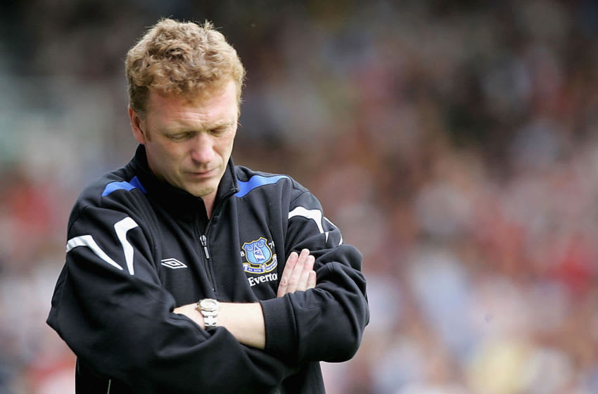 David Moyes, West Ham.(Photo by Matthew Lewis/Getty Images)