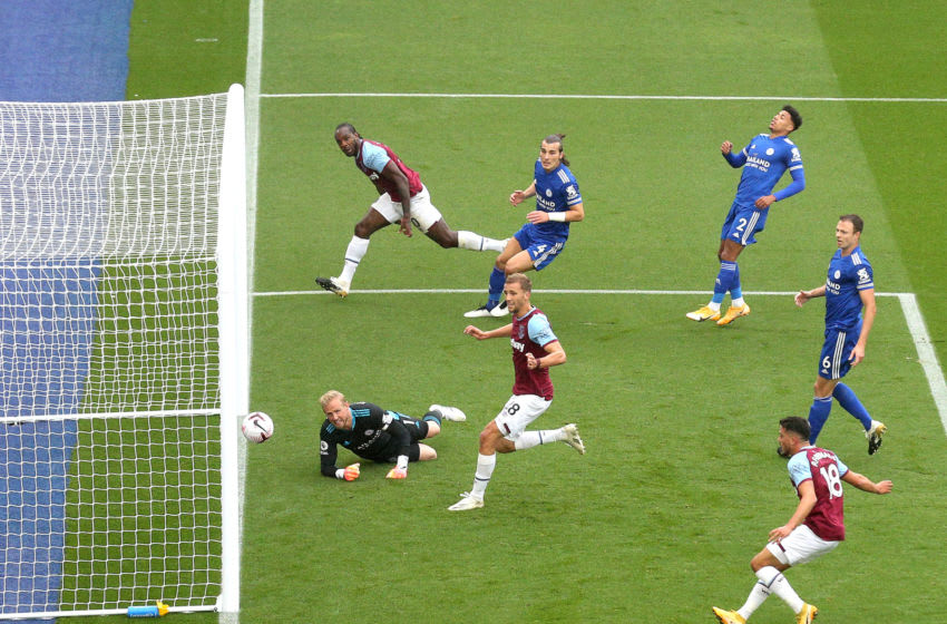 A big win last time West Ham played Leicester