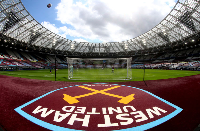 West Ham face Chelsea at home on Saturday evening