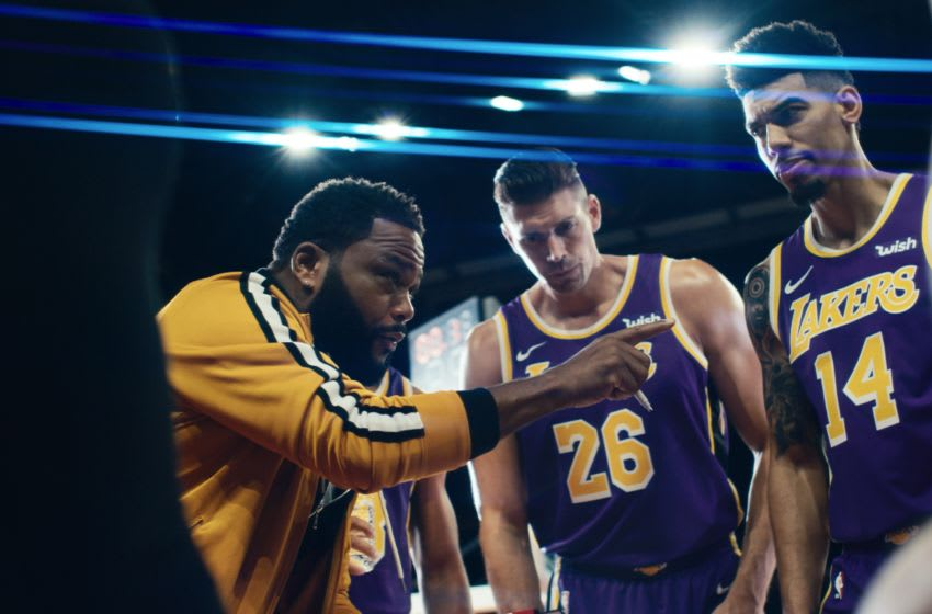 Photo: New Budweiser Ad Starring Lakers' Danny Green & Blackish's Anthony Anderson.. Image Courtesy Budweiser