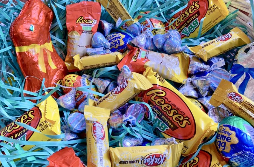 Photo: Hershey's Easter Offerings.. Image by Sandy Casanova