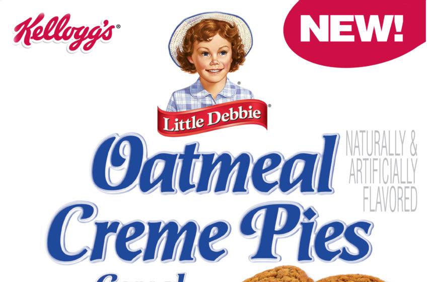 Kellogg's Little Debbie Oatmeal Bite. Image courtesy Kellogg