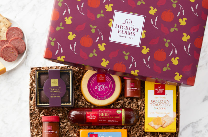 Hickory Farms new 2020 Holiday Collection