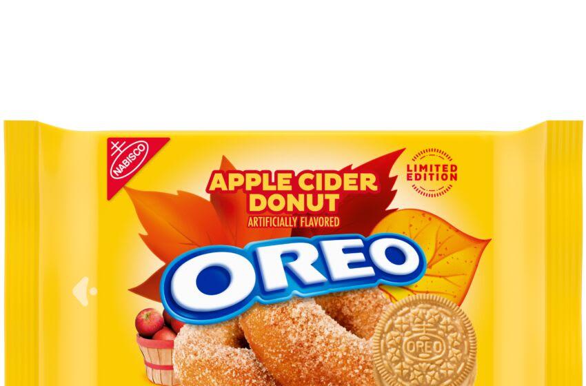 Apple Cider Donut from OREO