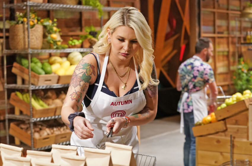 "MASTERCHEF: Contestant Autumn in the ""Nancy Silverton Pasta Challenge"" airing Wednesday, July 14 (8:00-9:00 PM ET/PT) on FOX. © 2021 FOX MEDIA LLC. CR: FOX."