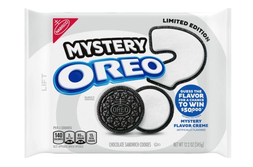 Mystery Oreo photo credit courtesy Oreo