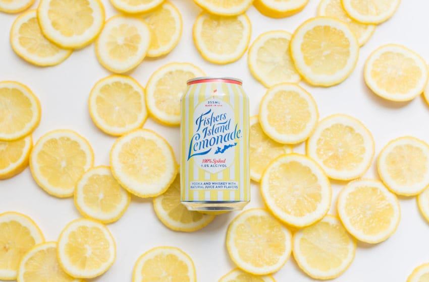 Photo: Fishers Island Lemonade.. Image Courtesy Fishers Island Lemonade