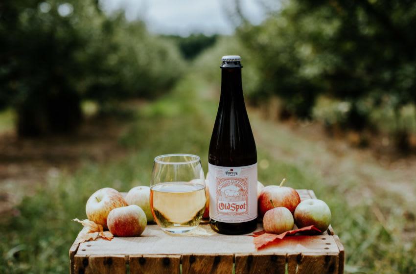 Photo: Virtue Cider's Old Spot.. Image Courtesy Virtue Cider