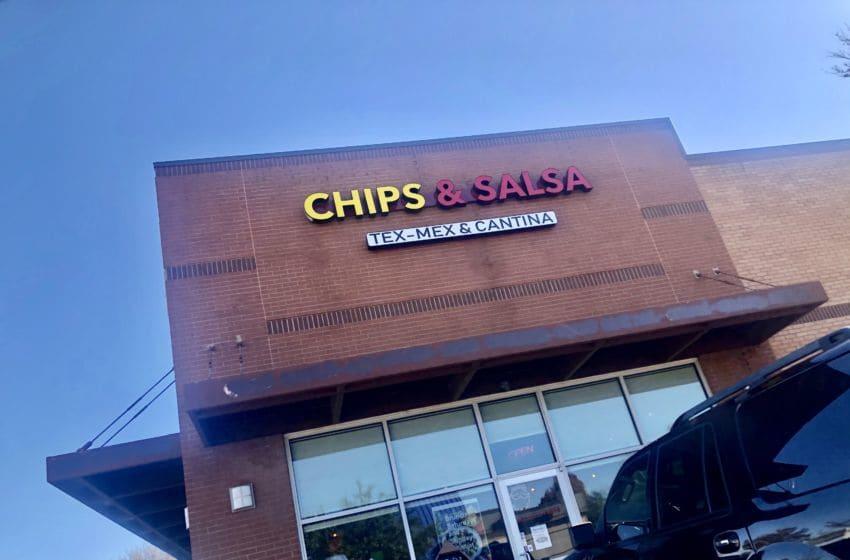 Chips & Salsa Tex-Mex & Cantina restaurant, photo by Sandy Casanova