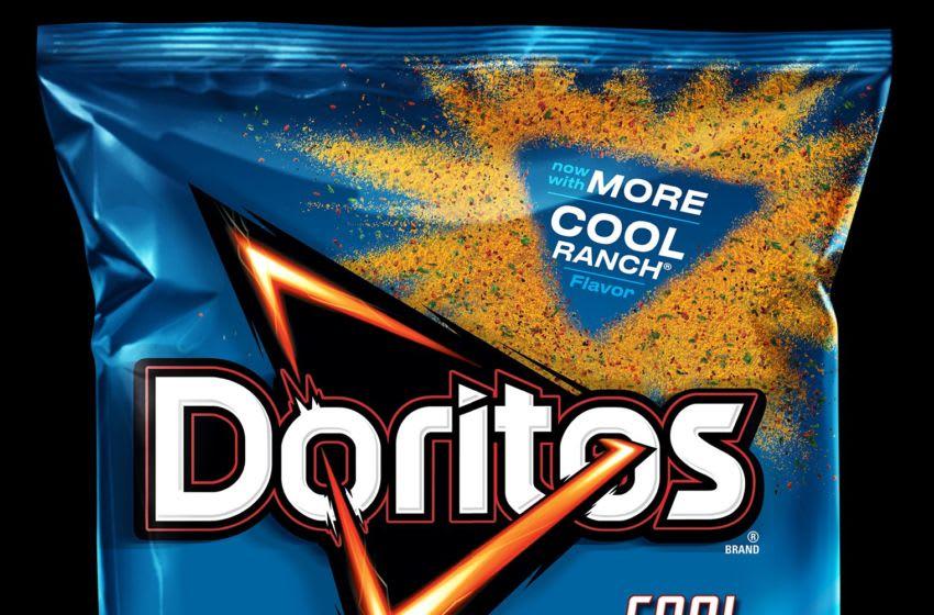 Doritos Cool Ranch, photo provided by Doritos