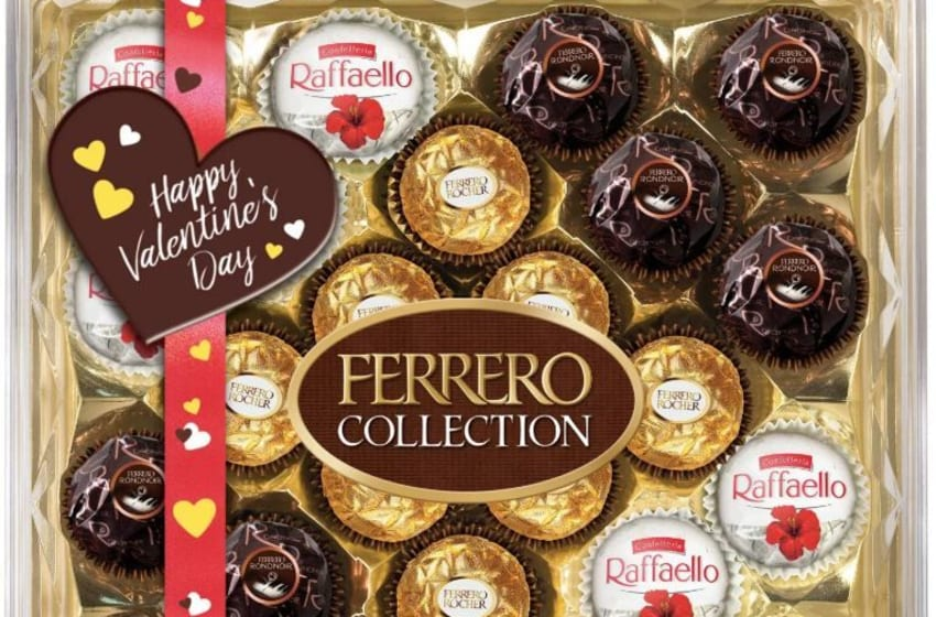 Photo: Ferrero Collection Assorted.. Image Courtesy Ferrero