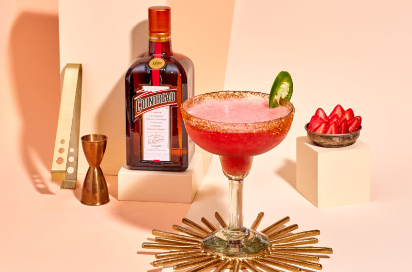 Flame Thrower, Inspired by nominee Once Upon a Time…in Hollywood, photo provided by Cointreau