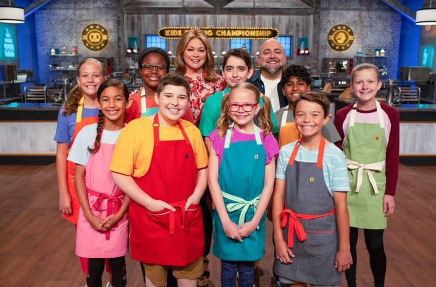 Kids Baking Championship on Food Network, photo courtesy Food Network