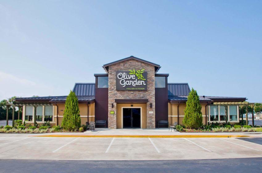 Olive Garden Italian Restaurant, photo courtesy Olive Garden