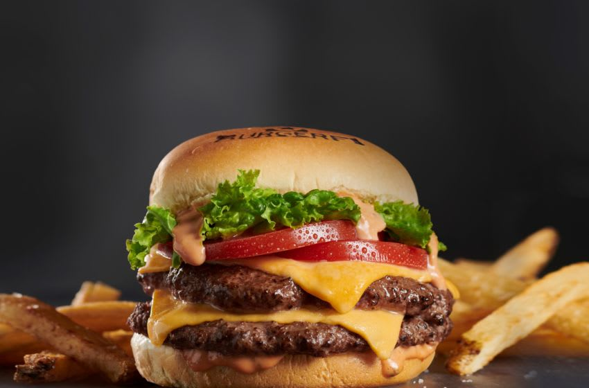 BurgerFi Offering Half-Price Burgers + Free Fries. Image Courtesy BurgerFi, Rob Corso