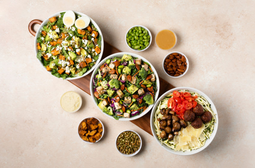 Just Salad and Grubhub launch Health Tribes, photo provided by Grubhub