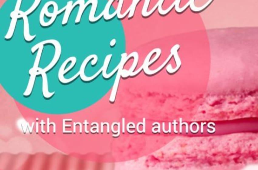 Romantic Recipes with Entangled Authors. Image Courtesy Entangled Publishing