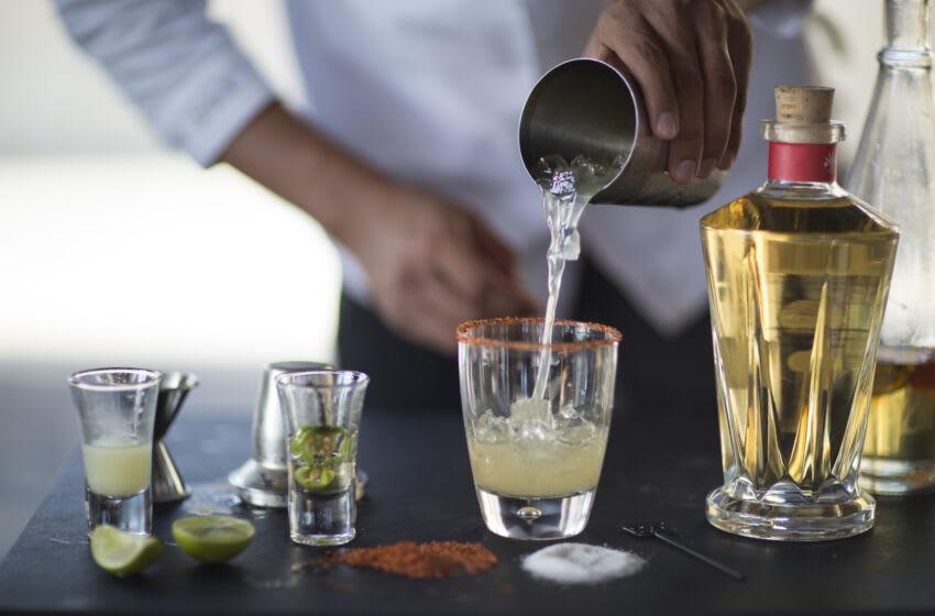IK Margarita from NIZUC Resort & Spa for National Tequila Day. Image courtesy of NIZUC Resort & Spa.
