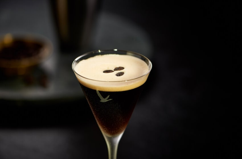 Espresso Martini, photo provided by Grey Goose