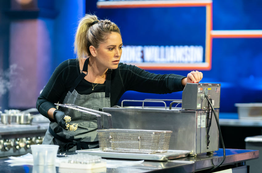 Competitor Brooke Williamson, as seen on Tournament of Champions, Season 1. photo provided by Food Network