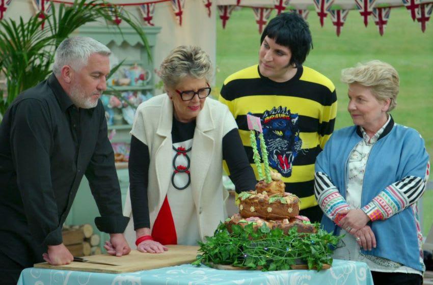The Great British Baking Show - Collection 6. Image Courtesy Netflix