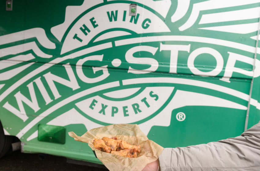 Wingstop in Detroit, Michigan. (Photo by Daniel Boczarski/Getty Images for Wingstop)