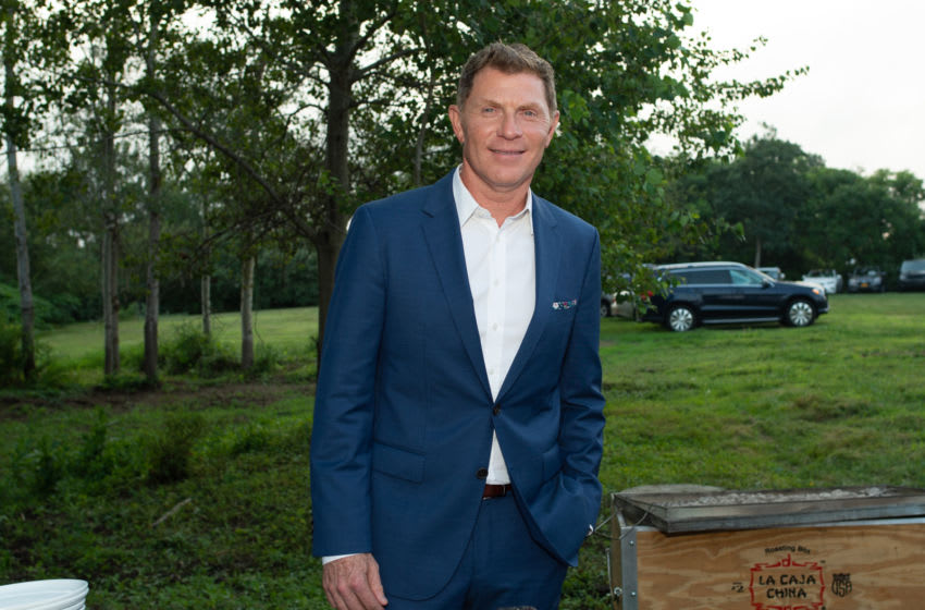 WATER MILL, NEW YORK - JULY 19: Bobby Flay attends the Hamptons Magazine Celebration with Cover Star Bobby Flay at Calissa on July 19, 2019 in Water Mill, New York. (Photo by Mark Sagliocco/Getty Images for Hamptons Magazine)