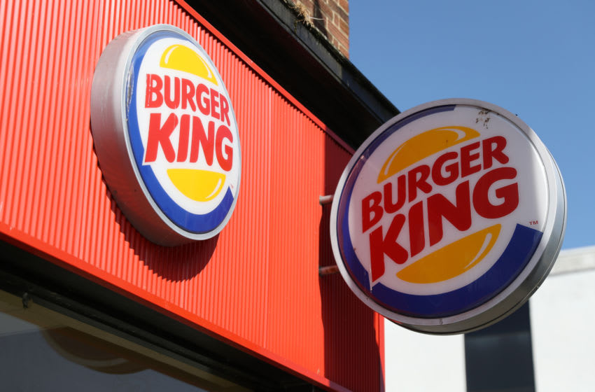 A Burger King restaurant (Photo by Naomi Baker/Getty Images)