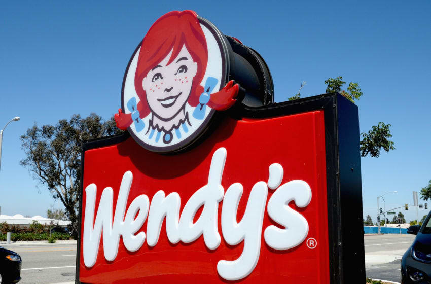 Wendy's Sign (Photo by Lester Cohen/Getty Images for Wendy's)