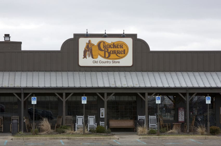 A general view of the Cracker Barrel (Photo by Tasos Katopodis/Getty Images)