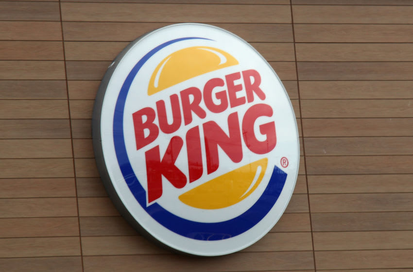 WANTAGH, NEW YORK - MARCH 16: An image of the sign for Burger King as photographed on March 16, 2020 in Wantagh, New York. (Photo by Bruce Bennett/Getty Images)