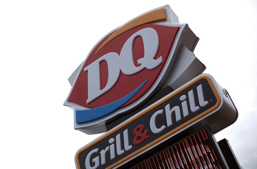 CHARLOTTE HALL, MD - OCTOBER 10: A Dairy Queen store is shown October 10, 2014 in Charlotte Hall, Maryland. Dairy Queen has said that its payment systems were breached by hackers and customer names, credit and debit card numbers, and expiration dates were recently exposed during the security breach. (Photo by Win McNamee/Getty Images)