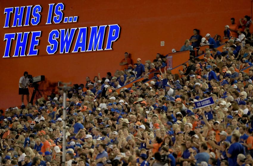 GAINESVILLE, FL - SEPTEMBER 01: A general view during the game between the Florida Gators and the Charleston Southern Buccaneers at Ben Hill Griffin Stadium on September 1, 2018 in Gainesville, Florida. (Photo by Sam Greenwood/Getty Images)