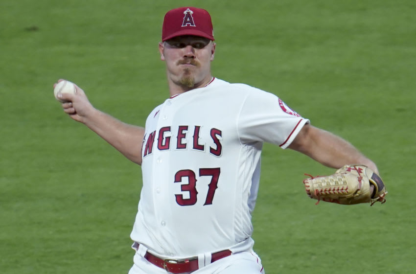Dylan Bundy, Los Angeles Angels (Photo by John McCoy/Getty Images)