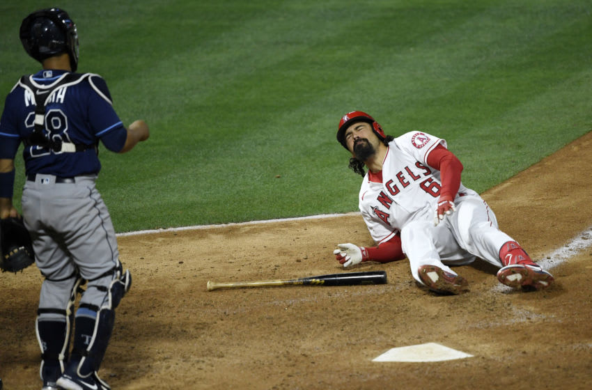 Anthony Rendon, Los Angeles Angels (Photo by Kevork Djansezian/Getty Images)