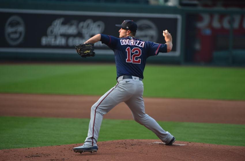 Jake Odorizzi (Photo by Ed Zurga/Getty Images)