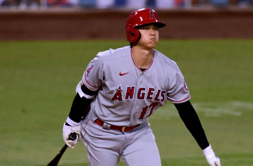 Shohei Ohtani, Los Angelese (Photo by Harry How/Getty Images)