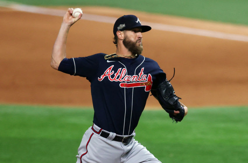 Shane Greene, Los Angeles Angels (Photo by Ronald Martinez/Getty Images)