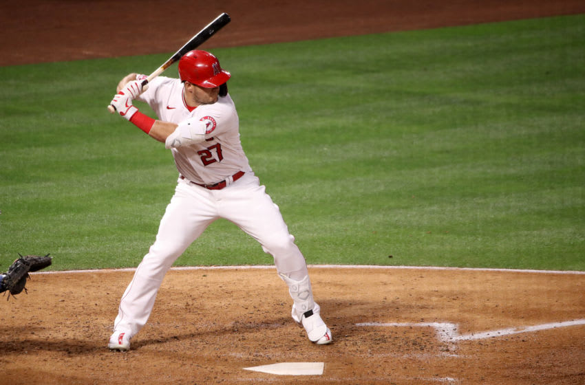Mike Trout, Los Angeles Angels (Photo by Katelyn Mulcahy/Getty Images)