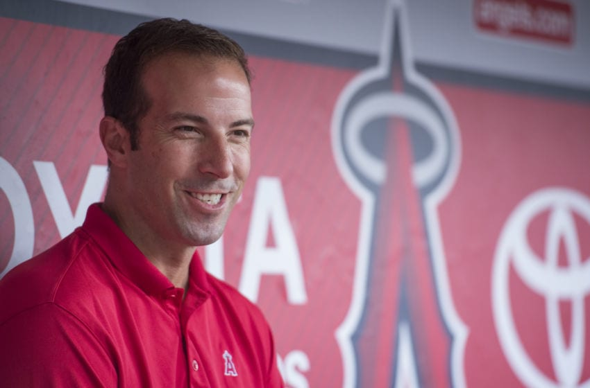 Billy Eppler, Los Angeles Angels, (Photo by Josh Barber/Angels Baseball LP/Getty Images)