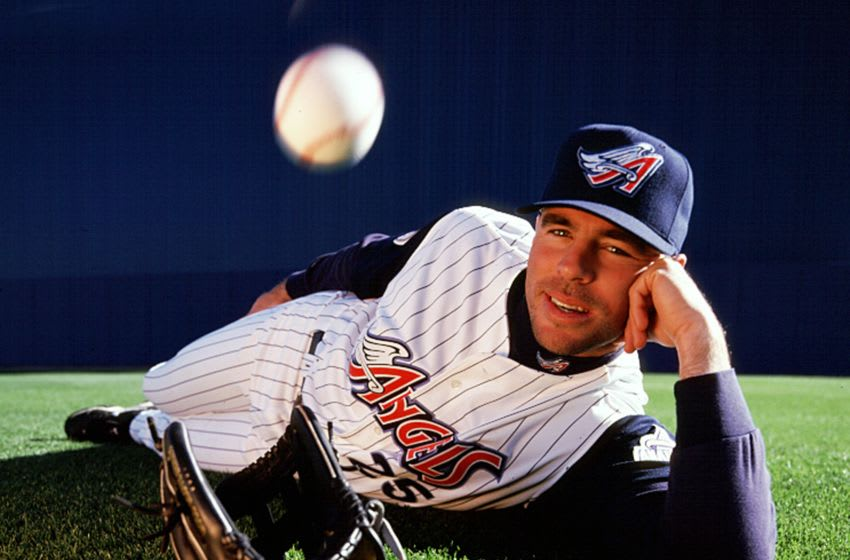 Jim Edmonds, (Photo by Ronald C. Modra/Getty Images)