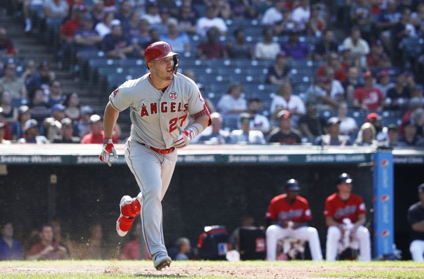 Mike Trout, Los Angeles Angels(Photo by Joe Robbins/Getty Images)