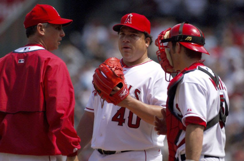 Bartolo Colon, Los Angeles Angels of Anaheim (Photo by Kirby Lee/Getty Images)